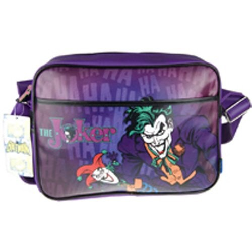 7e7de10ce9b5 Batman Joker Retro Bag - Mens Messenger Bags UK